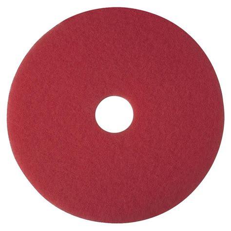 floor buffer pads home depot 3m 17 in buffer pads 5 per mmm08392 the
