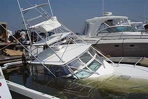 When It Rains Boats Sink Seaworthy Magazine BoatUS