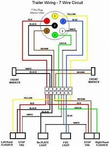 7 Wire Trailer Wiring Diagram Gmc