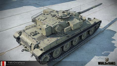 T95 Chieftain Pictures