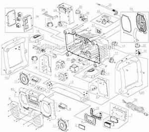 Dewalt Dc012 Parts List And Diagram