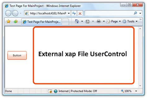how to visit a usercontrol of an external xap file in silverlight codeproject