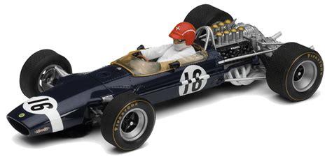 Scalextric Slot Car C3092 Lotus Type 49 1968 Jo Siffert