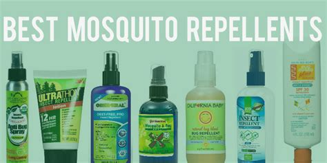 12 Best Mosquito Repellents  Insect Cop