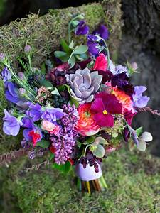 Wedding Bouquets: Canada's Most Beautiful- Foxgloves   A ...