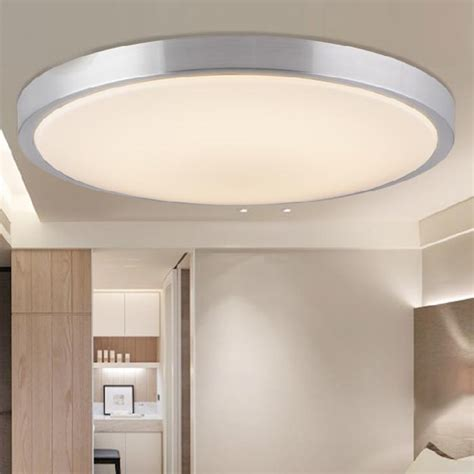 led ceiling lights for kitchens 32w smd5730 minimalism aluminum led ceiling light for 8936