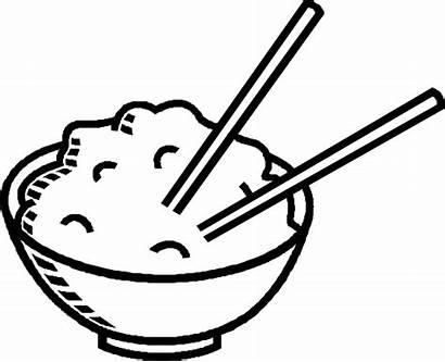 Bowl Rice Clip Clker