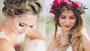 Coiffure Mariage Invitée : coiffure mariage invit e tresse ~ Melissatoandfro.com Idées de Décoration