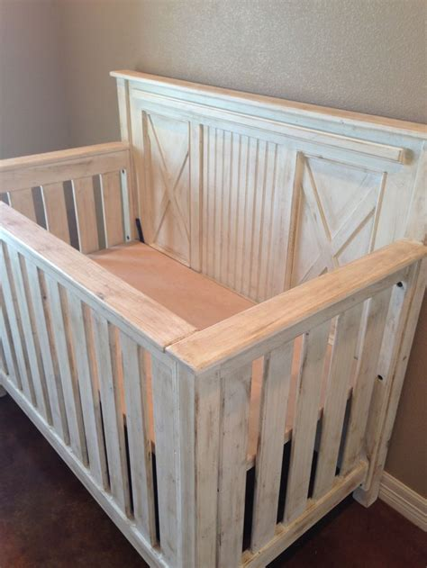 build baby crib woodworking projects plans