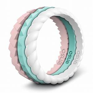 silicone rings silicone wedding bands unique wedding With enso wedding rings
