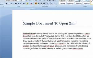 mehfuz39s weblog openxml to parse your office documents With word documents xml
