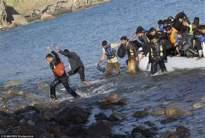 Greek island of Lesbos begins to overflow with illegal ...