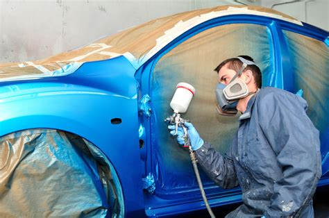 Car Colors And Repair Jobs