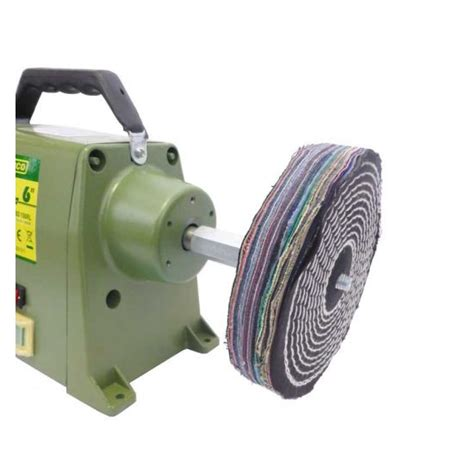 Polishing Wheel For Bench Grinder by Polishing Attachment Polisher Wheel Mop 6 Quot Bench Grinder
