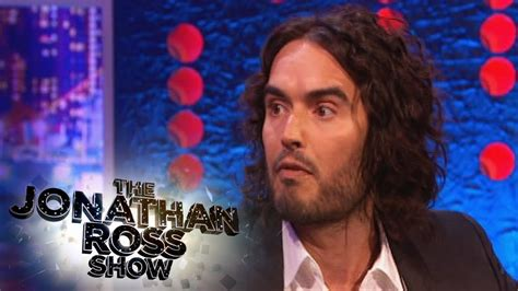 russell brand vote russell brand doesn t vote the jonathan ross show