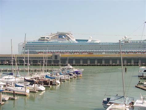 Panoramio - Photo Of Pier 35 Cruise Ship Dock - San Francisco
