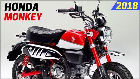 honda monkey 2018 new 2018 honda monkey 125 announced for europe market