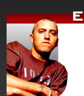 Eminem fonts - download free eminem font - Eminem Lab ...
