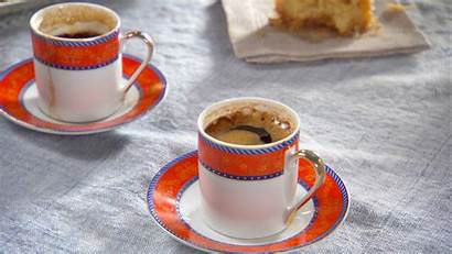 Coffee Turkish Recipe Turkey Marthastewart Recipes Drink