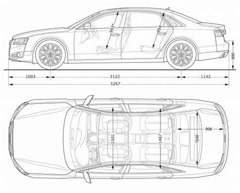 Car Width Dimensions