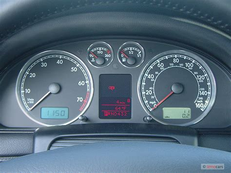 car maintenance manuals 2000 volkswagen cabriolet instrument cluster image 2003 volkswagen passat 4 door sedan gls manual instrument cluster size 640 x 480 type