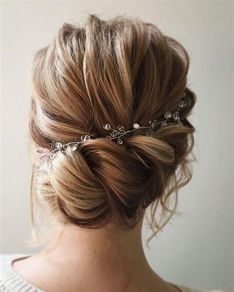 ideas  bridal hair  pinterest bridesmaid