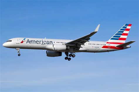 Boeing 757200 American Airlines Photos And Description