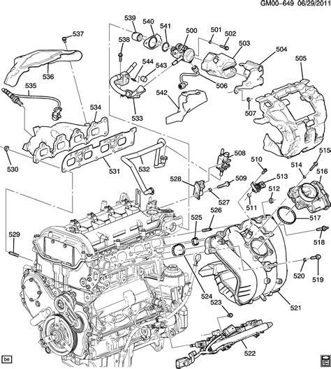 Chevy Malibu Power Steering Pump Diagram