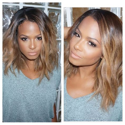 Hair Extension Reviews Remi Bobs Christina Milian And