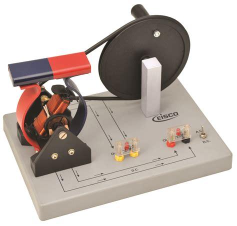 Kitchen Chemistry Experiments by Ac Dc Generator Demo Scientificsonline Com