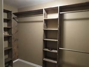best 25 diy closet shelves ideas on pinterest closet With minimalist closet shelving design ideas