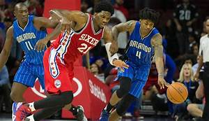 Orlando 103, Sixers 101: Late Game Collapse Spoils Career ...