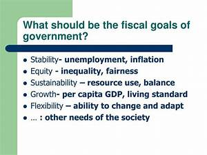 PPT - Monetary Policy & Fiscal Policy PowerPoint ...