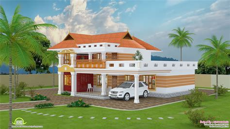 Stunning Villa House Designs Photos by March 2014 House Design Plans