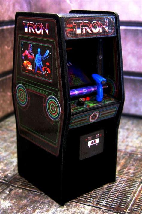 itbit classic arcade cabinet miniatures created