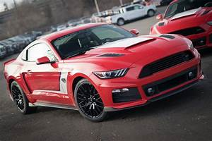 Military AutoSource - The 2017 ROUSH Warrior Mustang and The All-New 2017 ROUSH Warrior Mustang ...