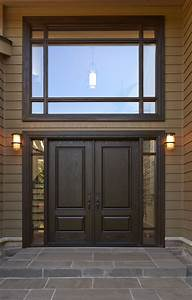 Fiberglass 2 Panel Entry Door System With Sidelites  Learn