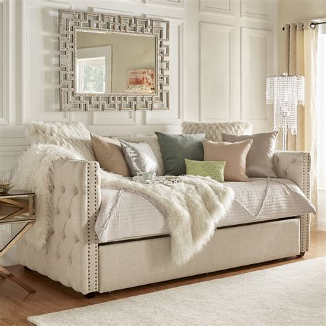 trundle day bed house of hton ghislain daybed with trundle reviews