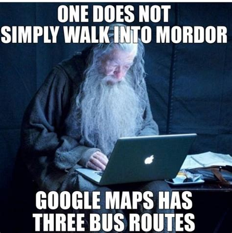 Gandalf Meme - tech support gandalf know your meme