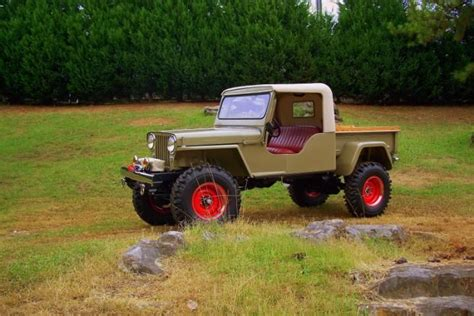 Jeeps With Truck Beds by Jeeps With Truck Cabs Page 6 Pirate4x4 Jeep