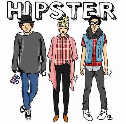 Hipsters Hipster Party Culture Trend Counter Meaning