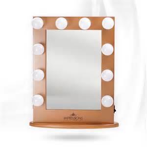 Acrylic Vanity Organizer by Impressions Vanity Hollywood Classic Vanity Mirror