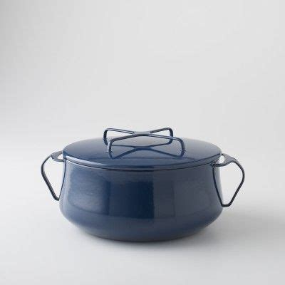kobenstyle navy  qt casserole cookware dining kitchen pots  pans sets dining kitchen