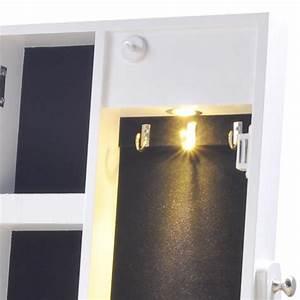 Armoire à Bijoux Miroir : la boutique en ligne armoire bijoux avec miroir et clairage led ~ Teatrodelosmanantiales.com Idées de Décoration