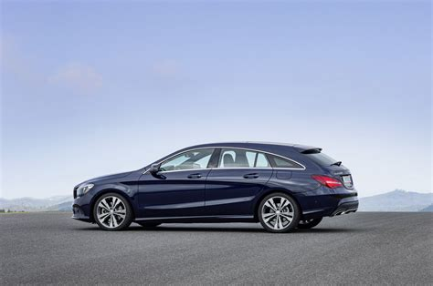 2017 Mercedes Benz Cla Shooting Brake Picture 669702
