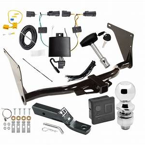 Trailer Tow Hitch For 2019 Ford Escape Deluxe Package