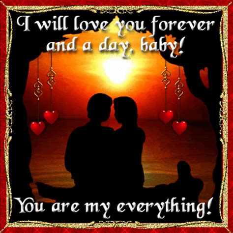 romantic sunset  madly  love ecards greeting