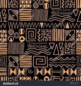 African Tribal Pattern Artists