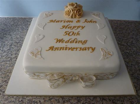 Similiar 50 Wedding Anniversary Cake Ideas Keywords