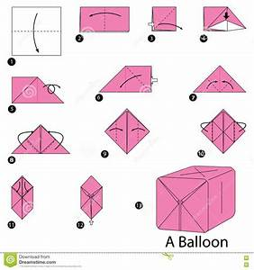 origami paper balloon - 28 images - pin by fung on origami
